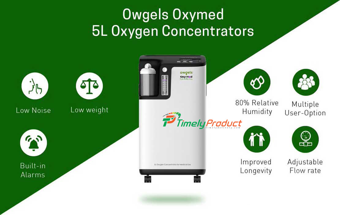 Oxygen Concentrator in Bangladesh | Electric Oxygen Generator Machine Price in BD