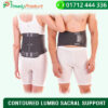 CONTOURED LUMBO SACRAL SUPPORT