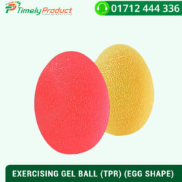 EXERCISING GEL BALL (TPR) (EGG SHAPE)