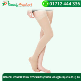 MEDICAL COMPRESSION STOCKINGS (THIGH HIGH)(PAIR) (CLASS-I) AG