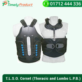 T.L.S.O. CORSET (THORACIC AND LUMBO L.P.B.)