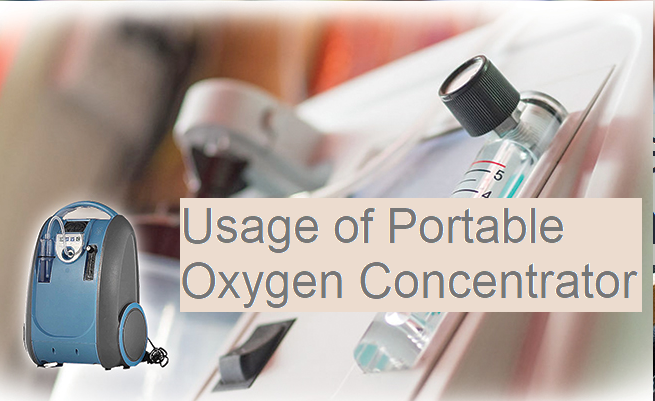 Usage of Portable Oxygen Concentrator in Bangladesh.
