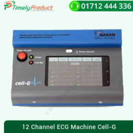 12 Channel ECG Machine Cell-G