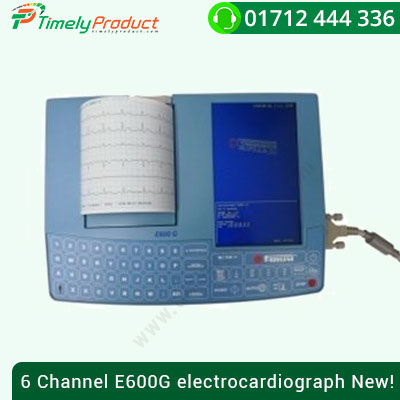 6-Channel-E600G-electrocardiograph-New!