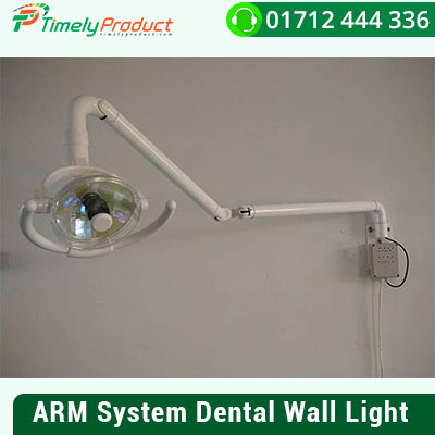 ARM-System-Dental-Wall-Light