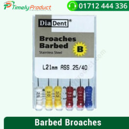 Barbed Broaches (Stainless Steel)