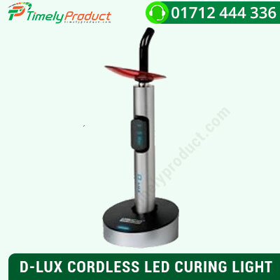 D-LUX CORDLESS LED CURING LIGHT