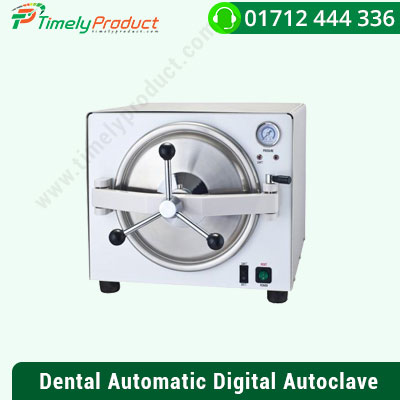 Dental-Automatic-Digital-Autoclave