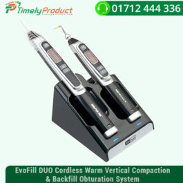 EvoFill DUO Cordless Warm Vertical Compaction & Backfill Obturation System