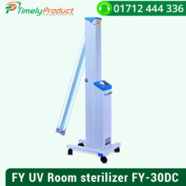 FY® 30DC Mobile UV+Ozone Disinfection Car Ultraviolet Lamp Sterilizer Trolley Cart Unit Hospital