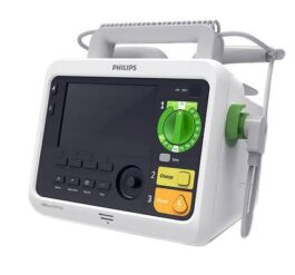 Philips Efficia DFM100 Biphasic Defibrillator