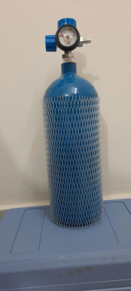 Portable Oxygen Cylinder for Home & Outdoor Use [CHINA]