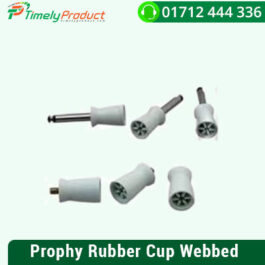 Prophy Rubber Cup Webbed