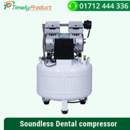 Soundless Dental compressor