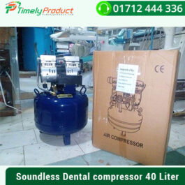 Soundless Dental compressor 40 Liter