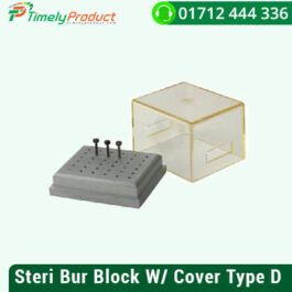 Steri Bur Block W/ Cover Type D