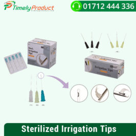 Sterilized Irrigation Tips