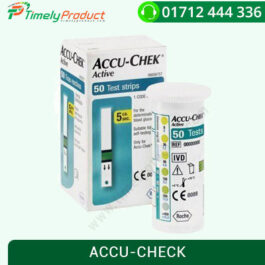 ACCU-CHECK Active-Blood Glucose Monitor Test Strip
