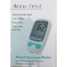 ACCU-Test Blood Glucose Monitor 50 Test Strip