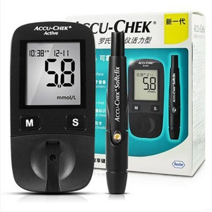 Active-Blood Glucose Monitor
