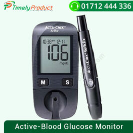 ACCU-CHECK Active-Blood Glucose Monitor
