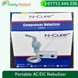 N-Cure Portable AC/DC Nebulizer