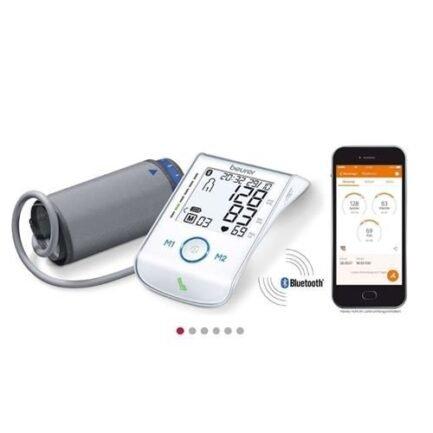 Beurer BM 85 Bluetooth Upper Arm Blood Pressure Monitor, Germany