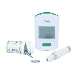 1 Touch Prime Blood Glucose Test Monitor with Test Strip