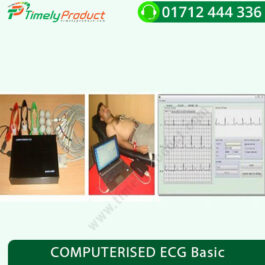 12 Channel PC Based ECG Machine BiBeat