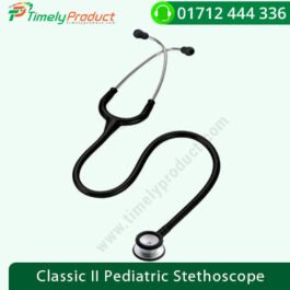 3M Littmann Classic II Pediatric Stethoscope (Black-2201 , Raspberry-2210)