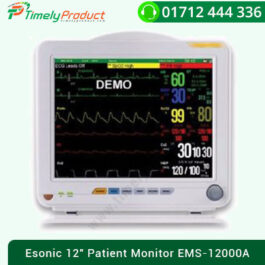 Esonic 12″ Patient Monitor EMS-12000A