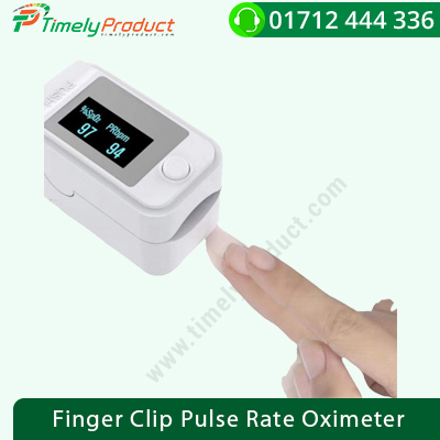 Finger Clip-ulse Rate Oximeter