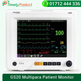 Digital Philips Goldway GS20 Multipara Patient Monitor, Screen Size: 10.4 Inch