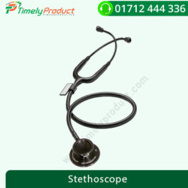 MDF 747 XP Black Edition –Stethoscope