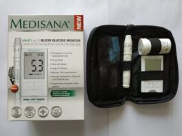 Medisana Blood Glucose Monitor