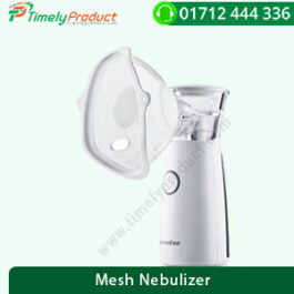Yuwell M102 Mini Portable Steam Atomized Inhaler Mesh Nebulizer Household Asthma Nebulizer