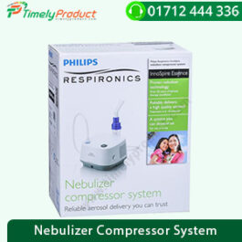 Philips Respironics Nebulizer Compressor System