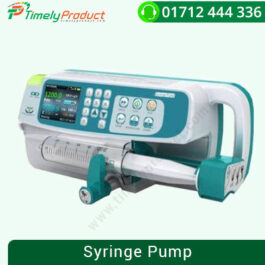 Single/Double Channel Syringe Pump for Medical Use