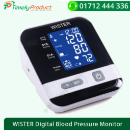 WISTER Digital Blood Pressure Monitor