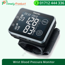 Wrist Blood Pressure Monitor,BC-58,Beurer, Germany