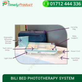 BILI BED PHOTOTHERAPY SYSTEM