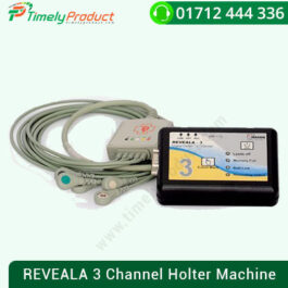 REVEALA 3 Channel Holter Machine