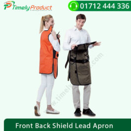 Front Back Shield Lead Apron N-XR-2 Cworld (S. Korea)