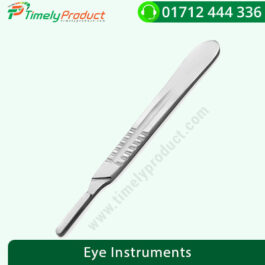 IndoWebal BP Handle (Roundbody)-SS