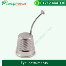 IndoWebal Shocked Scleral Depressor (SS)