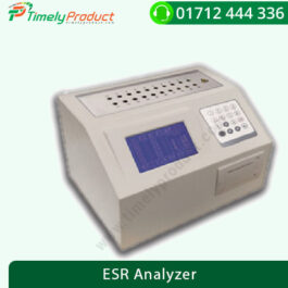 Safe heart-ESR Analyzer