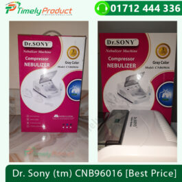 """Dr. Sony CNB69016"" High Quality Compressor Nebulizer [Best for Price Value]"