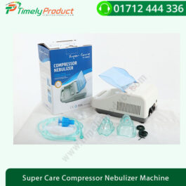 Super Care Compressor Nebulizer Machine